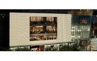 Louis Vuitton hat in Shanghai größten chinesischen Flagshipstore eröffnet