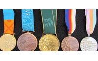 Exposição inédita com medalhas e troféus do multicampeão da vela