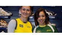 Moda verde e amarela no uniforme olímpico