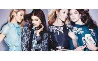Появилась новая рекламная кампания Oscar de la Renta Fall 2012