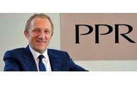 法国奢侈品集团PPR上半年综合收益增长16.7% 对欧洲市场依赖减弱