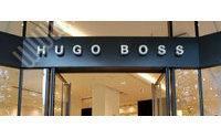 Hugo Boss says Asia sales growth slows