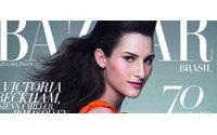 Harper's Bazaar Brasil apresenta Katia Selinger