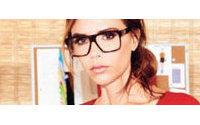 Victoria Beckham, imagen de su primera colección de gafas