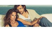 Las imágenes más provocativas de Ashton Kutcher y Alessandra Ambrosio para Colcci