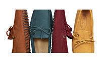 Shoemaker Tod's H1 net up 13.7 percent on Asia, U.S.