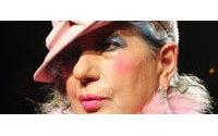 Italienische Mode-Exzentrikerin Anna Piaggi gestorben