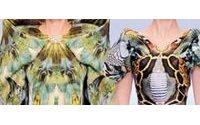 Patternpeople : Spring 2010 inspirations, Alexander McQueen