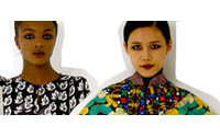 Patternpeople : Fall 11 - Textures, Preen and Duro Olowu