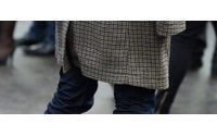 The  Sartorialist -  On the street.... Tweed & Denim