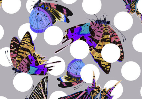 Patternpeople : Textile Designer | Mathilde Bregeon - Tendances ...