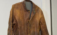 Levi's wins Einstein's jacket at Christie's auction