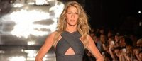 Gisele Bündchen conquista la Semana de la Moda de Sao Paulo