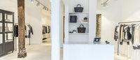 Anine Bing a ouvert sa première boutique parisienne