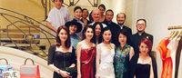 10位中国设计师在巴黎时装周期间举办中国定制展览