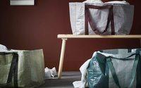 Ikea to release design version of signature Frakta bag