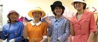 歴代デパガの制服公開「松坂屋銀座店」建て替え前の大誕生祭