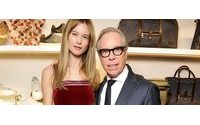 Tommy Hilfiger celebrates 30 years in business with a biography and... Rafael Nadal