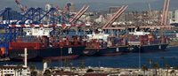 U.S. West Coast ports to begin tackling backlog after labor deal