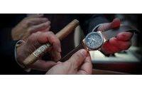 """Hublot présente une montre, """"ForbiddenX"""", conçue avec des feuilles de tabac"""