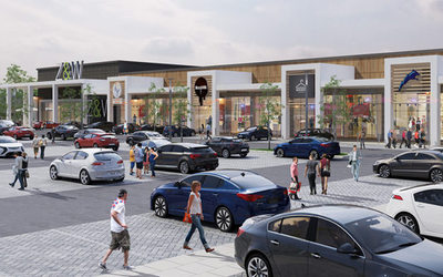 JD Sports, Next sign up for Birmingham's new Selly Oak Shopping Park
