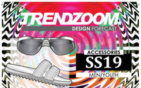 Trendzoom: Design Forecast Men/ Youth Accessories S/S 2019