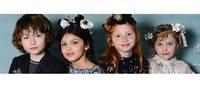 Vogue英国版网站推出童装栏目Mini Vogue