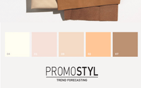 "Promostyl - ""Skin touch"" - Color highlight - FW 2022/2023"