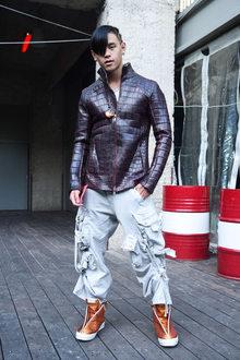 Street Fashion Paris N268
