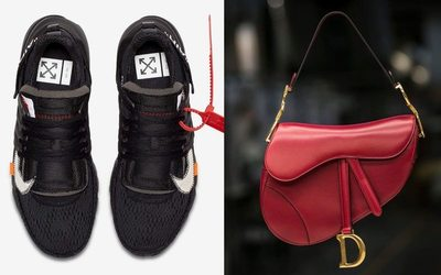 5a29b27e5fa30f Off-White is hottest global brand says Lyst, Dior Saddle Bag also riding  high - News : Media (#1027427)