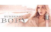 Кара Делевинь стала лицом нового аромата от Burberry