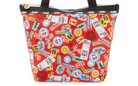 LeSportsac teams with Nintendo on a travel collection