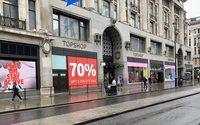 S'il rachète Topshop, Asos envisagerait de conserver le magasin d'Oxford Circus