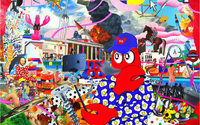 Philip Colbert updates pop art for the digital age in new show