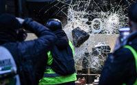 """""""Gilets jaunes"""" : les commerces frappés par les violences de samedi"""