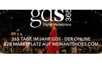 Le GDS s'associe à We Want Shoes pour sa version digitale