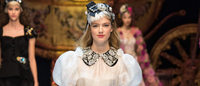 Dolce & Gabbana put fairytale back into fashion