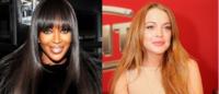 Lindsay Lohan e Naomi Campbell apoiam Aécio Neves no Twitter