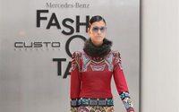 Argentina: Custo Barcelona protagoniza el Mercedes-Benz Fashion Talk