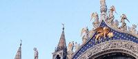 シャネル サンマルコ大聖堂の「獅子像と星のモザイク」修復を支援