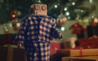 M&S Xmas knits ad success leads to unexpected pyjama ad follow-up