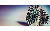 Nicki Minaj is bold and glamorous in new Roberto Cavalli images