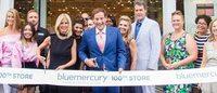 Bluemercury achieves 100th store milestone