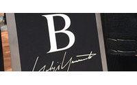 La Maison Yohji Yamamoto lanza una nueva línea, B Yohji Yamamoto