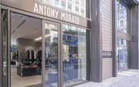 Antony Morato inaugura en Lyon su segunda tienda en el mercado francés