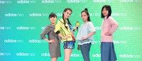 adidas neo携手全民女神Angelababy举办夏季新品发布会