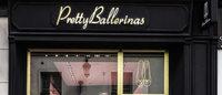 Pretty Ballerinas culmina su estrategia con un flagship en París