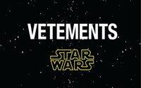 Совместную коллекцию Vetements x «Звездные войны» показали в ЦУМе
