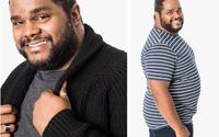 Gémo crée une ligne masculine dédiée aux grandes tailles