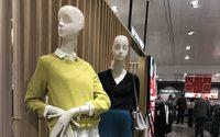 John Lewis fashion sales rise in latest week